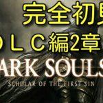(ダクソ2)完全初見!DLC攻略していく!(初見!コメント歓迎!)