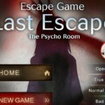 Escape Game Last Escape  脱出ゲーム サイコな脱出【APP GEAR】 ( 攻略 /Walkthrough / 脫出)
