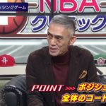 『NBAクリニック(パッシングゲーム)』2019.12.28 NBA情報局 DAILY9 曜日別特集(土曜日)