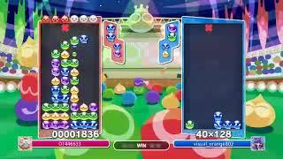 PS4ぷよぷよeスポーツ 戦国時代レート50勝企画