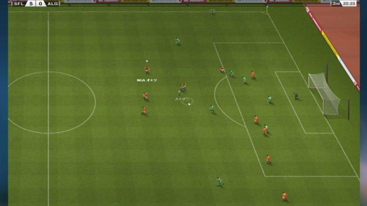 キンテロ×グアリンのミドルシュートゾーン ~プレイングサッカーの裏ワザ【SPLAX】