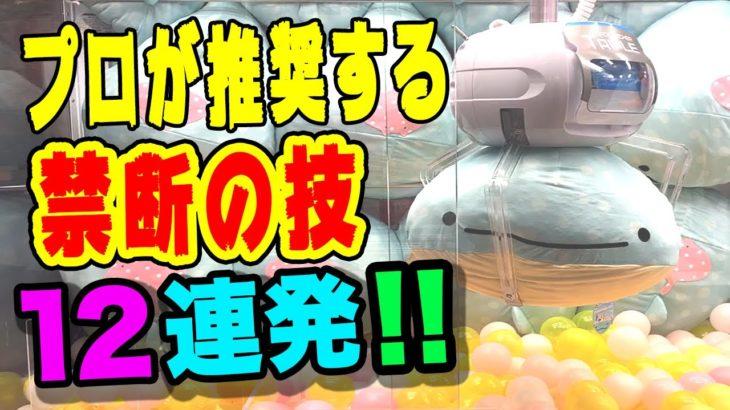 【UFOキャッチャー】本当は教えたくないプロが推奨する裏技12連発!