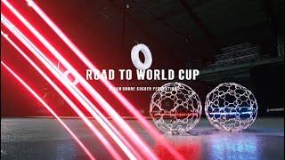 PV【Drone Soccer Game digest】最新戦略型スポーツ ドローンサッカーゲームダイジェスト!