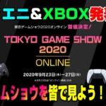 【TGS2020】東京ゲームショウを皆で見よう! 何か新情報くるか!? 21:00~マイクロソフト 22:00~スクウェア・エニックス