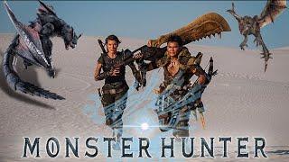 映画『モンスターハンター』最新情報とあらすじ!ゲーム未プレイでも見たくなる紹介と解説。Monster Hunter Movie 2021 ついにモンハン実写化!ディアブロスも解説!モンハン現象再び!?