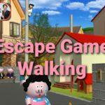 Escape Game Walking【Ryohei Narita / NAKAYUBI】 ( 攻略 /Walkthrough / 脫出)