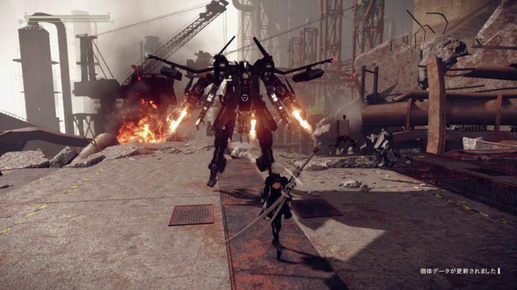 【裏技】NieR:Automata – エンディング口寄せ