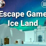 Escape Game Ice Land【Ryohei Narita / NAKAYUBI】 ( 攻略 /Walkthrough / 脫出)