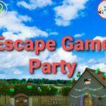 Escape Game Party【Ryohei Narita / NAKAYUBI】 ( 攻略 /Walkthrough / 脫出)