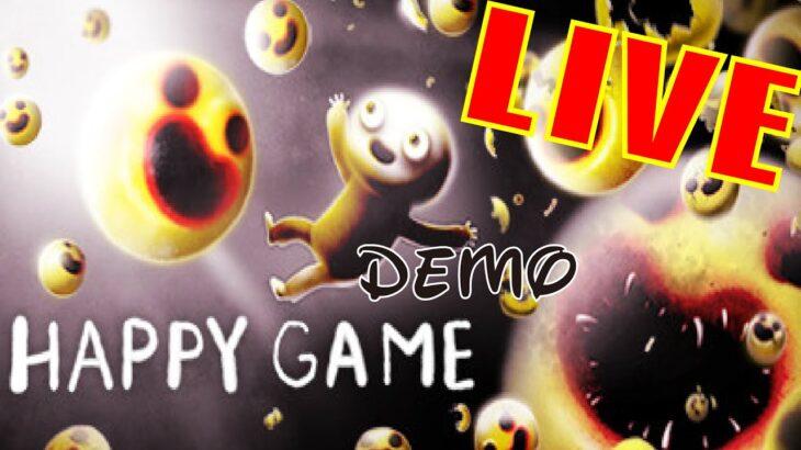【クマホライブ】全然ハッピーじゃない!?攻略します【Happy Game demo/ハッピーゲーム/ホラーゲーム実況】