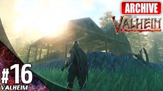 #16【サバイバル】こたつの『Valheim(ヴァルヘイム)』ゲーム実況【アーカイブ】