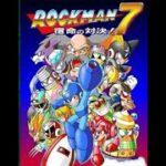 【ロックマン】オバゼアのゲーム実況! ロックマン7をやる!