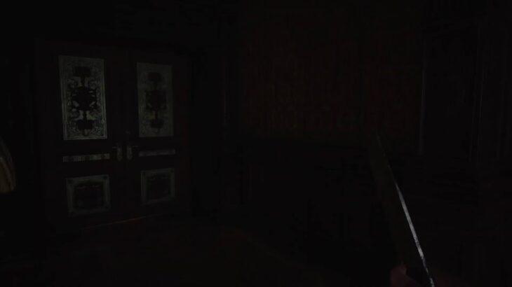 あじ秋刀魚のゲーム実況 BIOHAZARD VILLAGE 体験版 城