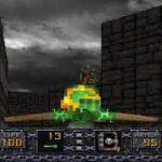 Heretic – e1m4 【IBM-PC レトロゲーム攻略】