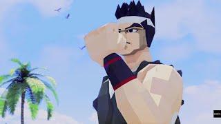 バーチャファイター eスポーツ 最強ポリゴンアキラ ポリゴンなのに動きがキレッキレ Virtua Fighter esports