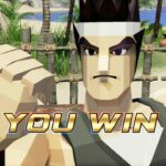 バーチャファイター eスポーツ Virtua Fighter 5 Ultimate Showdown – 2021年7月23日のプレイ