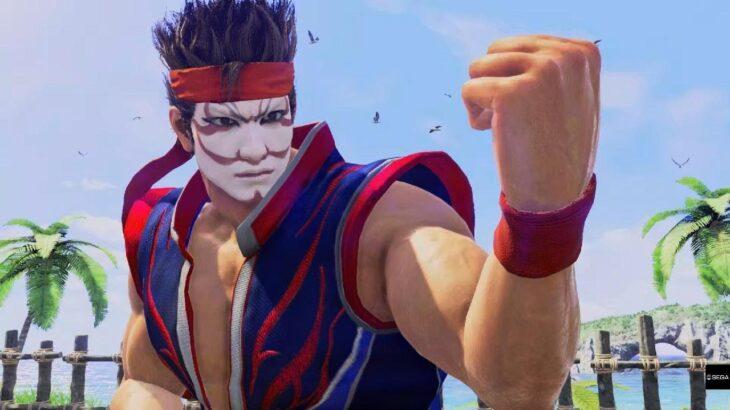 バーチャファイター eスポーツ アキラvs初代アキラ グラフィックの進化 天魔王vs真魔王 Virtua Fighter esports